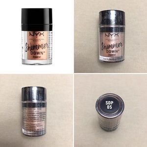 NYX Shimmer Down Pigment - Nude